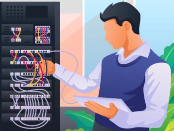 Εγκατάσταση νέων Server (Email, CDN και Backup server)